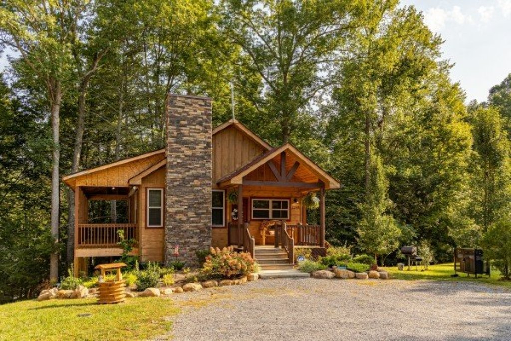 Photo of a Sevierville Cabin named 2 Crazy Cubs - This is the second photo in the set.