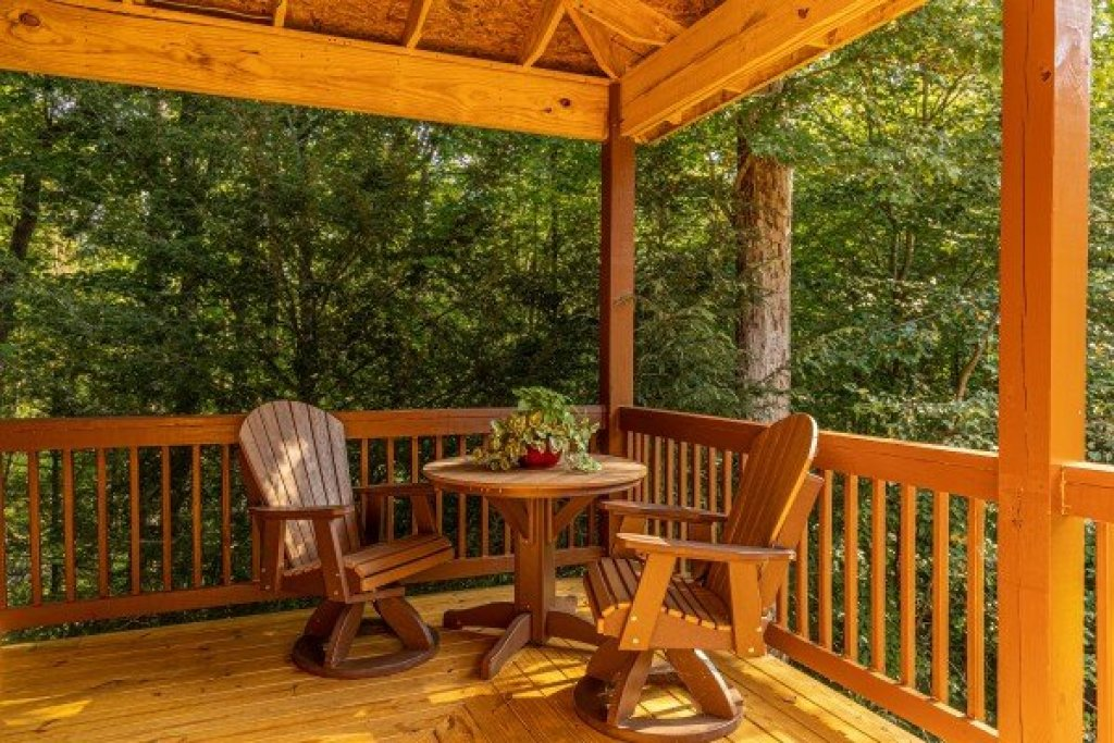 Photo of a Sevierville Cabin named 2 Crazy Cubs - This is the twentieth photo in the set.