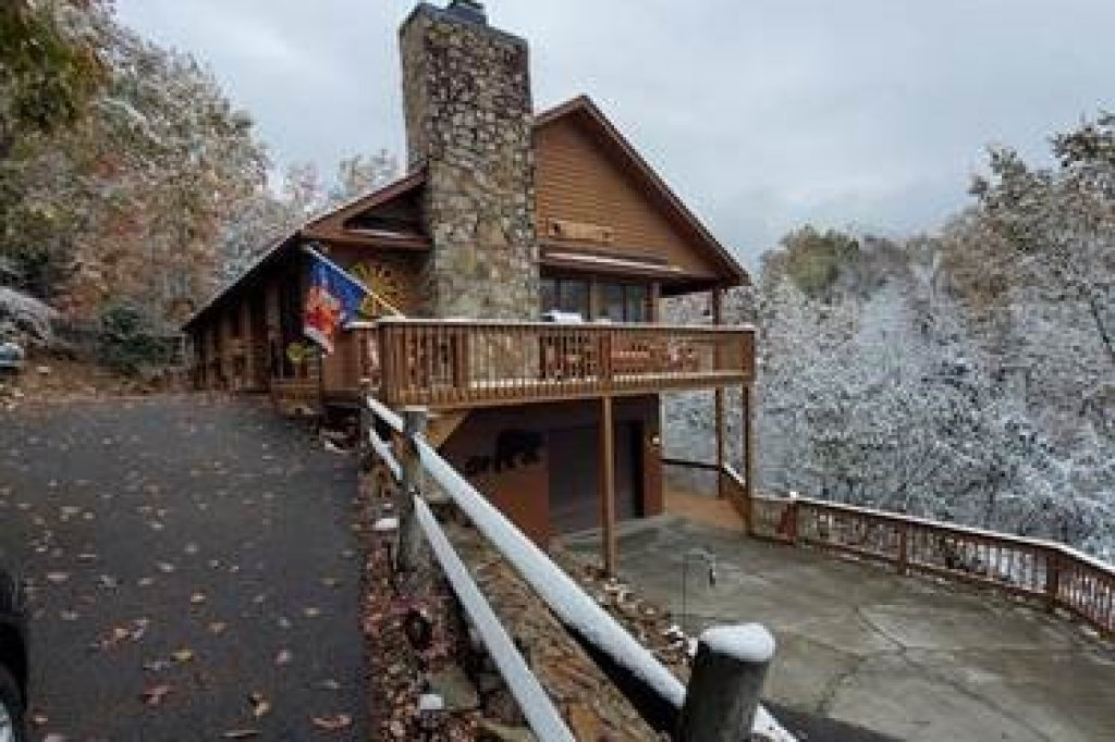Photo of a Sevierville Cabin named Lazy Bear Retreat - This is the thirty-fourth photo in the set.