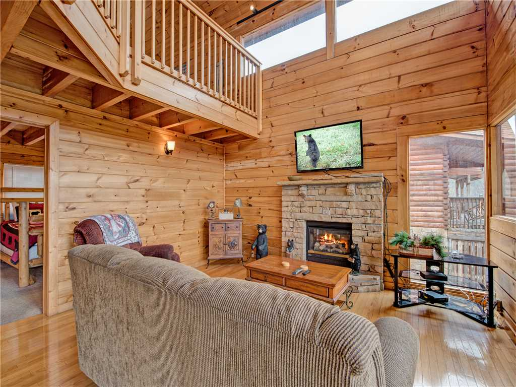 Picture Perfect Cabin In Sevierville W 1 Br Sleeps6
