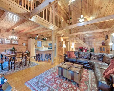 Mountain Haven, 3 Bedrooms, Flat Panel TVs, Arcade, Hot Tub, Sleeps 10