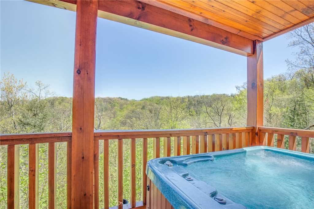 Smoky Mountain Serenity Cabin In Sevierville W/ 3 BR