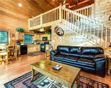 Bear Bluffs, 1 Bedroom, Views, Gas Fireplace, Pool Table, Hot Tub, Sleeps 6