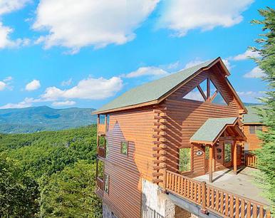 Mountain Majesty at Black Bear Ridge