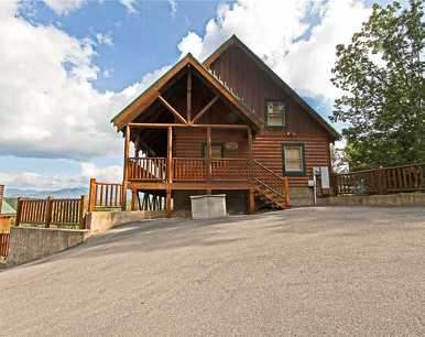 Mysterious mansion of gatlinburg review w photos prices for Elkhorn lodge cabin gatlinburg tn